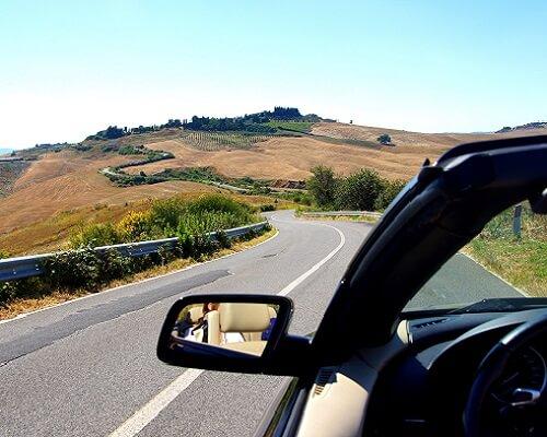 Cabrio Vakantie Italie, Toscane I