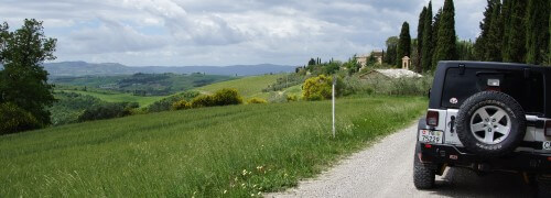 4x4 Offroad routes Italie
