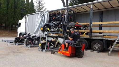 All Road Italie motorentransport