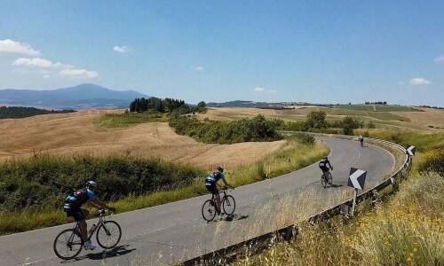 Wielrennen Italie