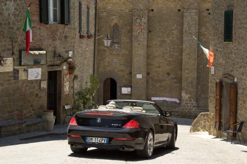 Cabrio Vakantie Italie, routes door Toscane