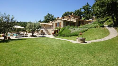 Villa Palladio, Combi appartement