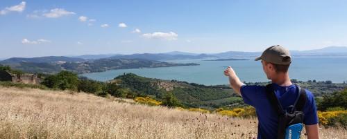 Wandel Vakantie Lago Trasimeno